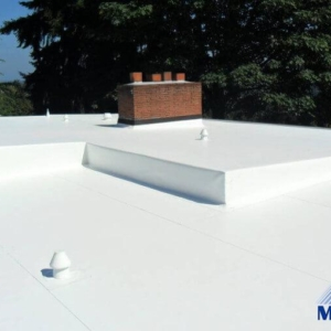 RESIDENTIAL FLAT ROOF 2