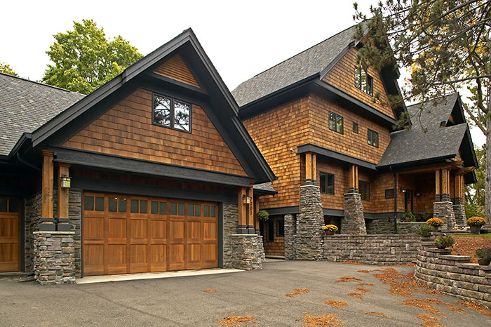 Cedar Shakes and Shingles Roofing